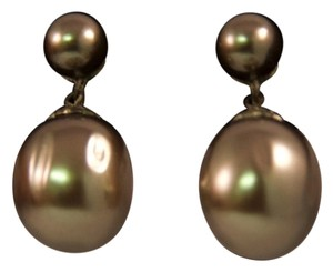 Other Antique Double the Copper Earrings