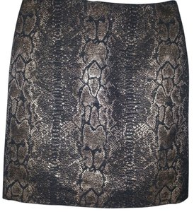 Gianni Bini Skirt REPTILE