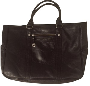 Marc by Marc Jacobs Ox Office Back To School Tote in Bat Brown/Ox Blood