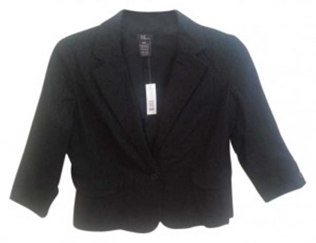 Preload https://item3.tradesy.com/images/new-frontier-black-style-1201-05black-eyeletblazer-casual-blazer-size-12-l-131582-0-0.jpg?width=400&height=650