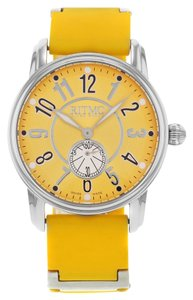 Ritmo di Perla Ritmo Mundo Divina 42mm Yellow Stainless Steel Quartz Watch (12361)