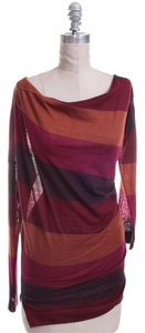Vivienne Westwood Anglomania Westwood Striped Tunic