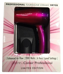 CONAIR JILBERE Professional Tourmaline Ceramic Ombre Dryer by CONAIR Professional - [ Roxanne Anjou Closet ]