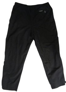 Liz Claiborne Athletic Pants Black