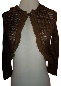Say What? Bolero Hooded Sweater Cardigan