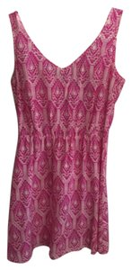 Amanda Uprichard short dress Pink on Tradesy