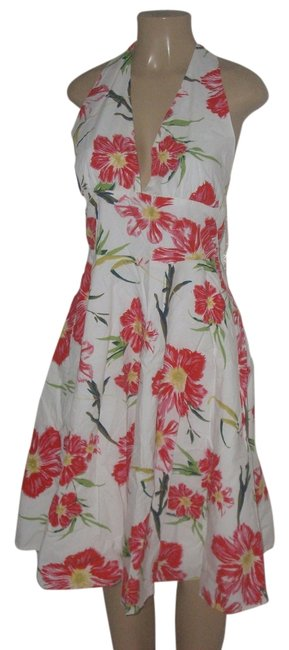 Preload https://img-static.tradesy.com/item/13160611/max-and-cleo-multi-color-red-roses-fully-lined-floral-halter-knee-length-short-casual-dress-size-10-0-1-650-650.jpg