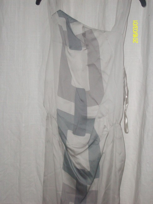 Banana Republic short dress Grey on Tradesy Image 2