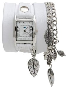 La Mer Collections Wrap Watch with Garden Chain