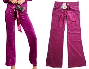 Beach Bunny Athletic Pants Berry Purple