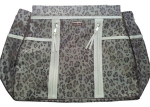 MICHE Magnetic Satchel in leopard