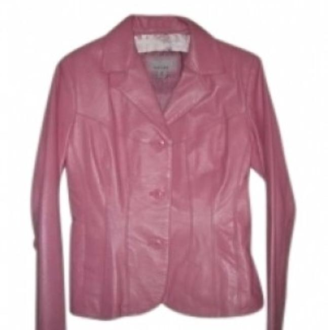 Preload https://item2.tradesy.com/images/wilsons-leather-pink-fully-lined-pockets-looks-leather-jacket-size-10-m-131621-0-0.jpg?width=400&height=650