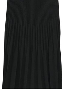 COS Skirt Black full pleated skirt