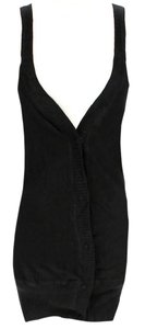 Young Fabulous & Broke Knit Sleeveless V-neck Cardigan