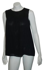 Theory Silk Top black