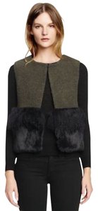 Tory Burch Coat Jacket Vest