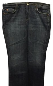 Seven for All Man Kind Boot Cut Jeans