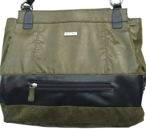 MICHE Magnetic Interchangeable Satchel in green