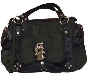 George Gina & Lucy Forest Green Travel Bag