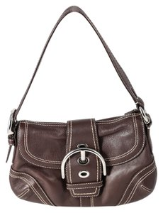 Coach Soho Leather Shoulder Bag