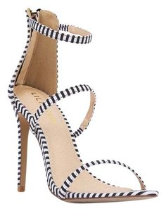 Liliana Striped Sandals