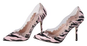Moschino Pink/Black Pumps