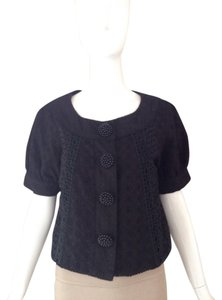 Kensie Top Black.