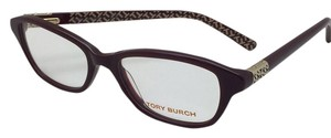 Tory Burch New Tory Burch TY2042 1278 51mm Burgundy Eyeglasses