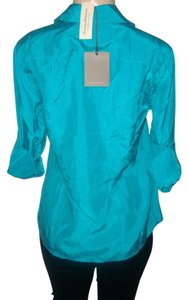 Tommy Bahama Button Down Shirt Aqua