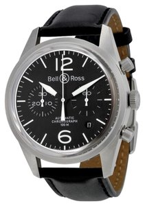 Bell & Ross Bell & Ross Vintage Original BRV126 White Gold Black Automatic