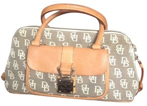 Dooney & Bourke Satchel in Monogram