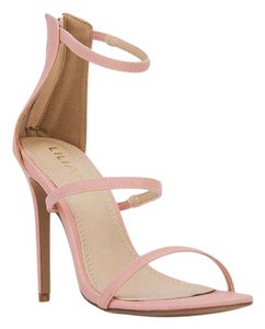 Liliana Blush Sandals