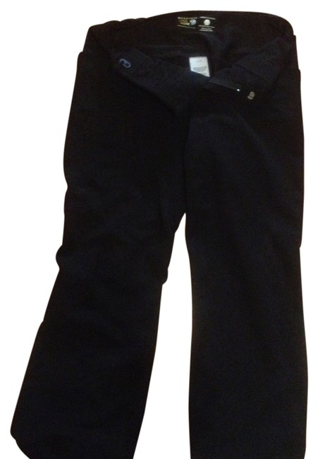 Item - Black New Women Pants For Rain Wind Snow. Draw Strings On Both Legs and Around The Waste 4 Pockets Activewear Size 8 (M)