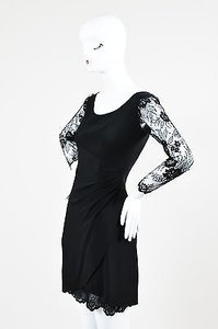 Emanuel Ungaro Lace Dress