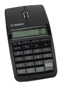 Canon Canon Bluetooth Slim Mouse and Calculator with Numeric Keypad and Carry Case