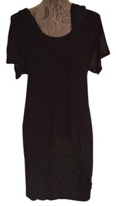 Emma & Sam T Shirt Black