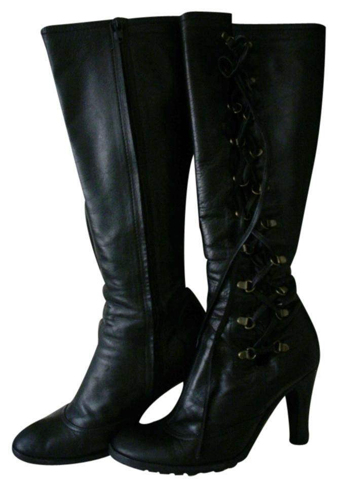 Marc Boots/Booties Jacobs Black Calf 634979 Boots/Booties Marc f45dcc