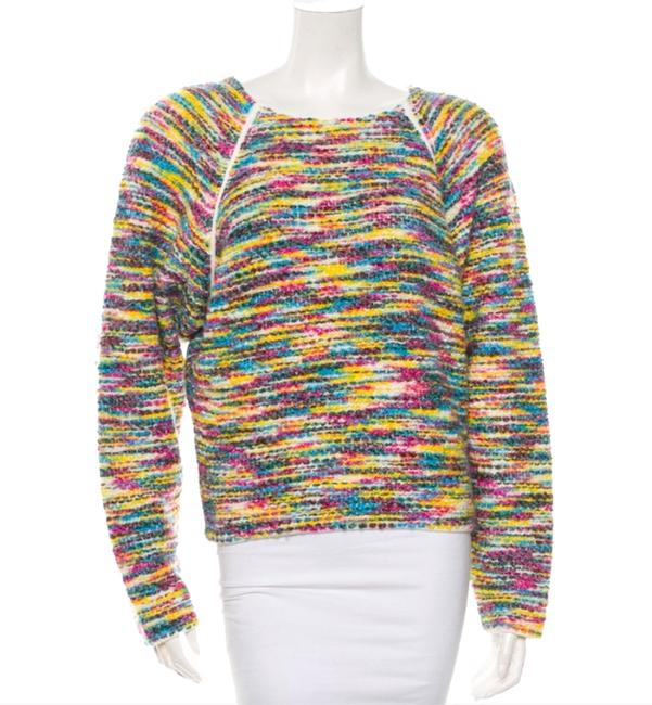 Preload https://img-static.tradesy.com/item/13171384/chloe-clothing-tops-multicolor-sweater-0-1-650-650.jpg