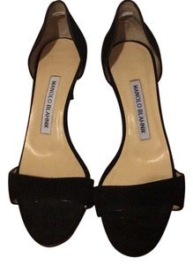 Manolo Blahnik Blac Formal