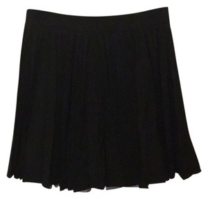 Alice + Olivia Mini Skirt Blac