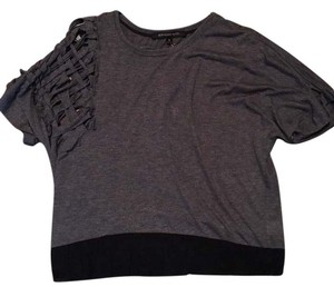 Boundary & co T Shirt Grey