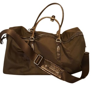 Tumi Duffel Brown Travel Bag