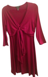 Ralph Lauren short dress fuchsia on Tradesy