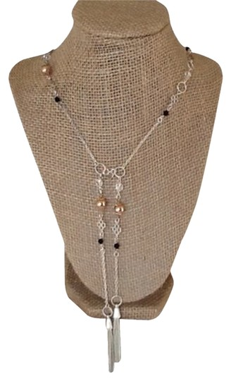 Other Silver And Gold Lariat