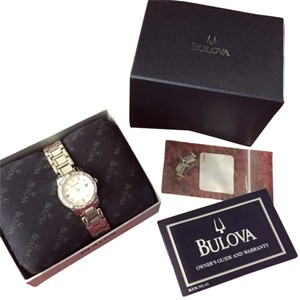 Bulova Authentic BULOVA With DIAMONDS