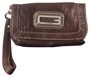 Guess Wristlet in Brown