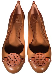 Tory Burch Royal Tan Flats