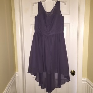 Alfred Angelo Victorian Lilac 7298s Dress