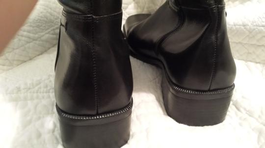 Enzo Angiolini Black brown Boots