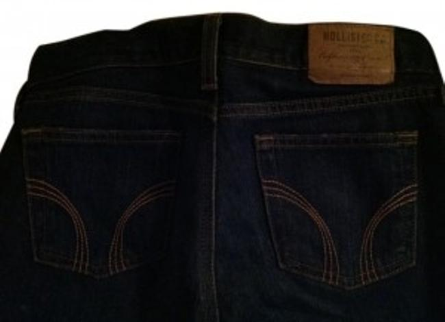 Preload https://item1.tradesy.com/images/hollister-dark-blue-rinse-boot-cut-jeans-size-25-2-xs-13175-0-0.jpg?width=400&height=650